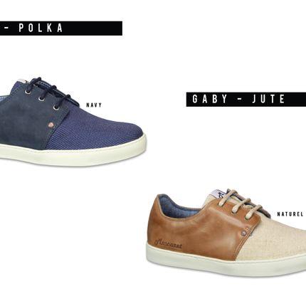 Chaussures - GABY JUTE & POIS - MASCARET