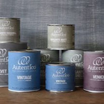 Paints and varnishes - Autentico Paint - AUTENTICO PAINT