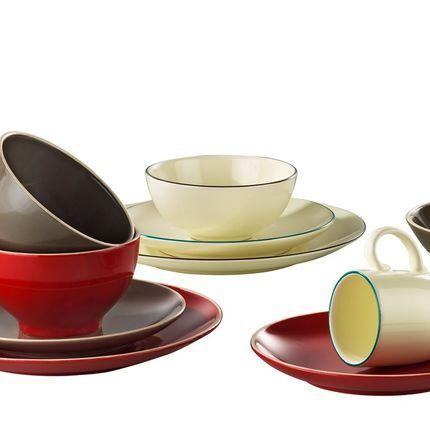 Everyday plates - Alfa - KERAMIKA