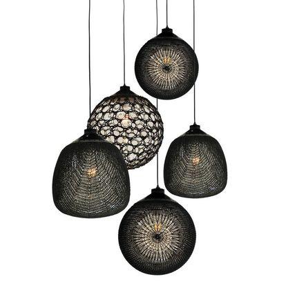 Garden lamps - M. Lebonnet / Mme.Latoque / Mme. Cachet - DESIGN FLANDERS