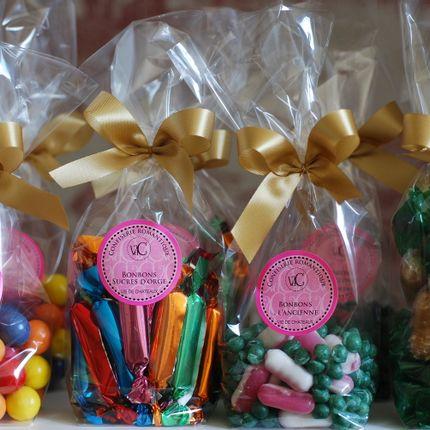 Candy - Candies in bag confectioner - Vdc Vie de Châteaux - VIE DE CHÂTEAUX