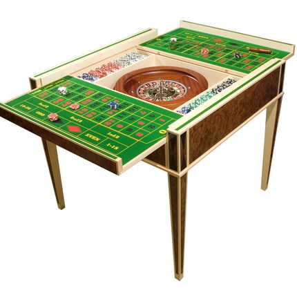 Objets personnalisables -  Ultime Table Eight Game - GEOFFREY PARKER