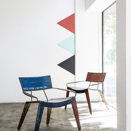 Chairs - Chaise Sacarabée - DESIGN NETWORK AFRICA