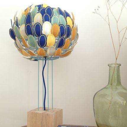 Table lamps - Olea (petite) - MILLIE BAUDEQUIN