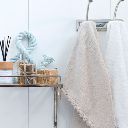 Bath linens - Bathroom  - BLANC MARICLO