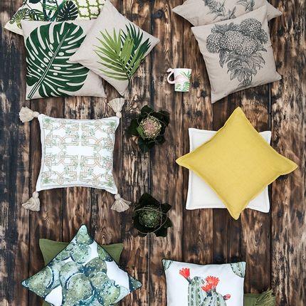 Linge d'office - Home Fabrics - BLANC MARICLO