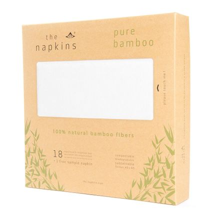 Napkins - the napkins CLASSIC - BAMBOO - THE NAPKINS