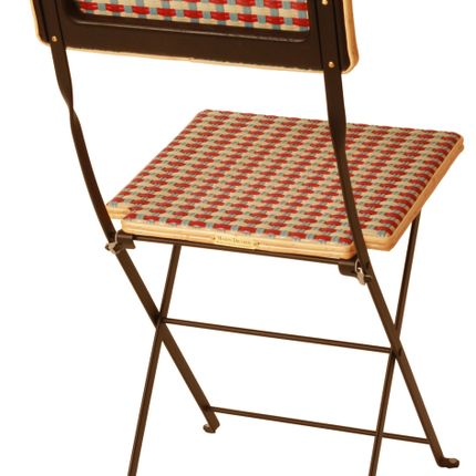 Lawn chairs - Folding chair (Tuileries) - DRUCKER