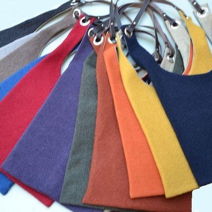 Bags / totes - Sac besace en lin lavé - ISABELLE DANICOURT