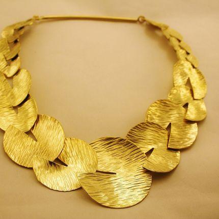 """Jewelry - Bracelet """"Belt Buckle"""" - SZENDY GRINHILDA"""