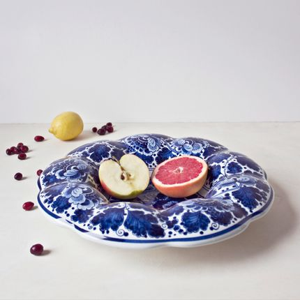 Gift - Fluted dish - ROYAL DELFT