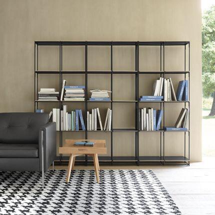 Bookshelves - LA BIBLIOTHÈQUE FIL - LIGNE ROSET