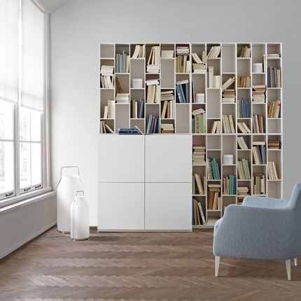Bookshelves - BOOK&LOOK - LIGNE ROSET