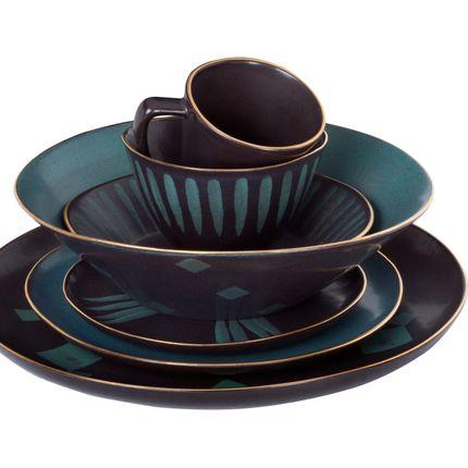 Platter, bowls - Rabbit Beach - DATERRA