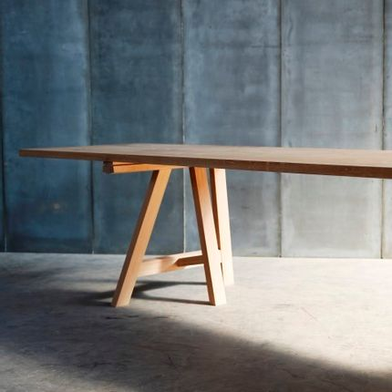 Tables - Trestle - HEERENHUIS MANUFACTUUR