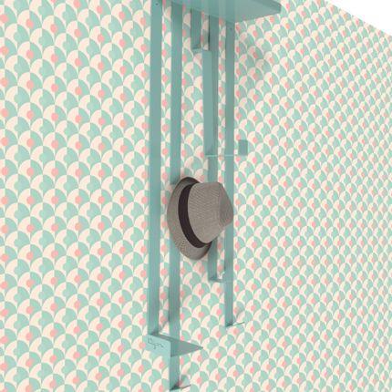 Shelves - STEELPOCKET wall-pocket - ID-FER MEUBLES EN METAL PLIE