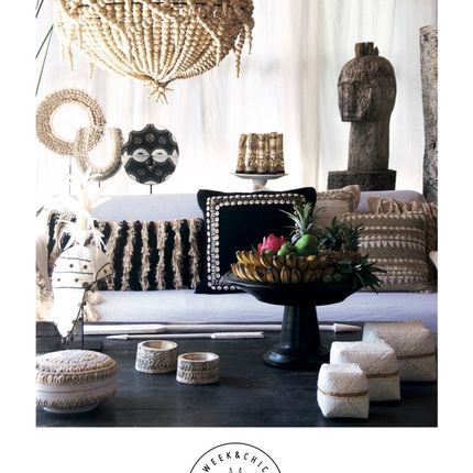 Decorative objects - OBJETS DECO - WEEK & CHIC