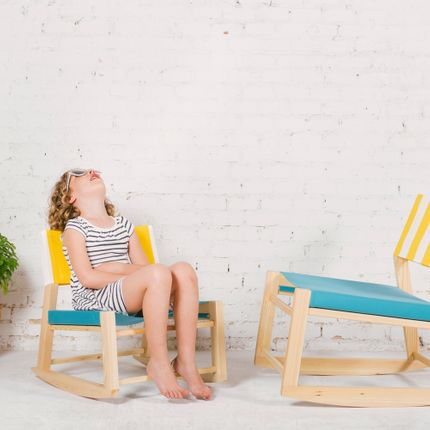 Sofas and armchairs for children - TOLDINA*  - NIMIO