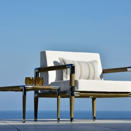Lawn armchairs - Marina Collection - INDIAN OCEAN