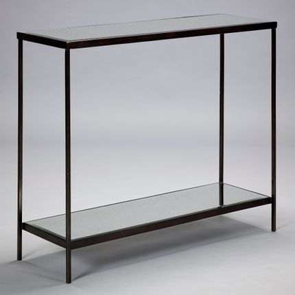 Consoles - Victor Console Table in Bronze - ROBERT LANGFORD