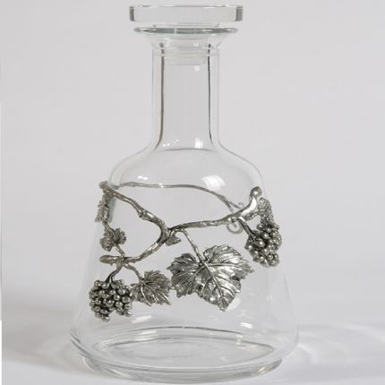 Decorative objects - Douro bottle - FREITAS & DORES PEWTER ARTWORK