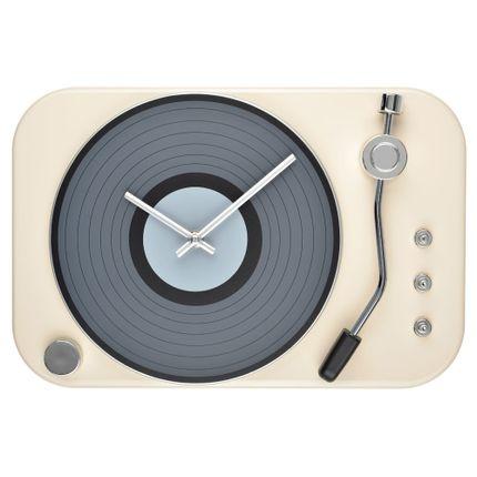 Clocks - RECORD PLAYER CLOCK - LA CHAISE LONGUE