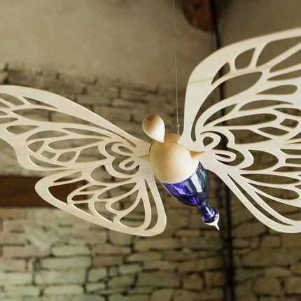 Decorative objects - FARFALLA - CAGNOLI GIOVANNI