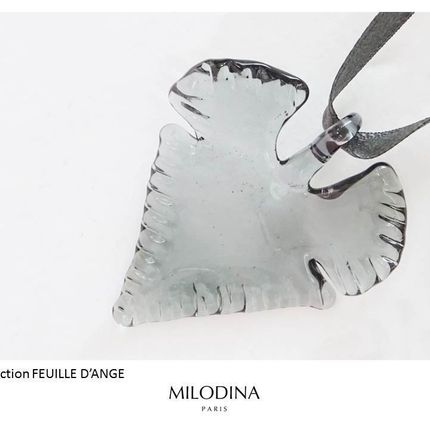 Jewelry - FEUILLE D'ANGE - MILODINA PARIS