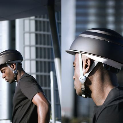 Ready-to-wear - Closca Fuga + reflective visor - CLOSCA DESIGN