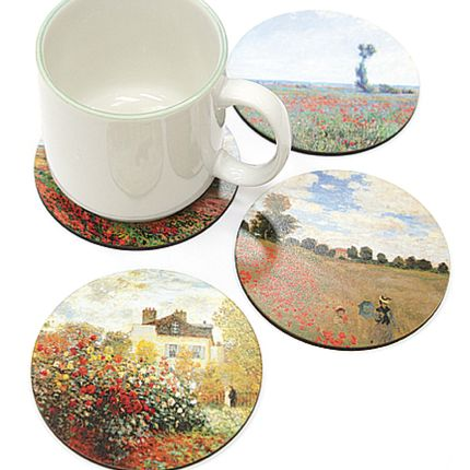 Gift - Coaster set - RP KOREA (HANKUK ART CHAIN CO., LTD.)