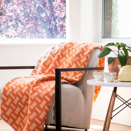 Throw blankets -  Iro throw collection - ANNA-LISA SMITH
