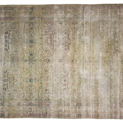 Tapis  - Iranian Kerman Carpet - ALTINBOYNUZ HALI KILIM TEXTILE