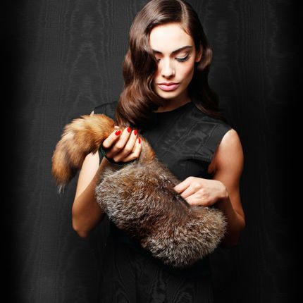 Clutches - Foxy Tail  - FRIENDLY FUR BERLIN