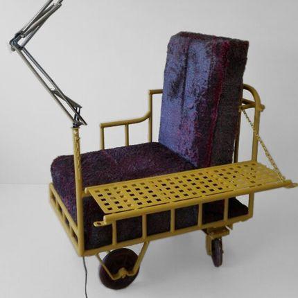 Lounge chairs - METAMORPHOSIS OF THE SPECIES - BERNARD COLL DESIGN