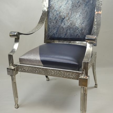 "Armchairs - chair by ""keramsteel"" - KERAMSTEEL"