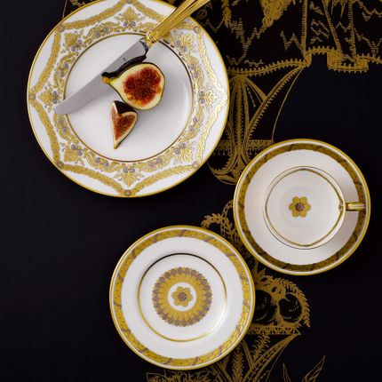 Decorative objects - Amber & Pearl Palace - ROYAL CROWN DERBY