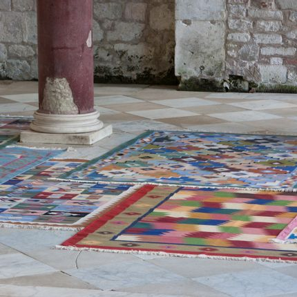 Contemporary - Indian dhurries (rugs) - MAHOUT LIFESTYLE LTD