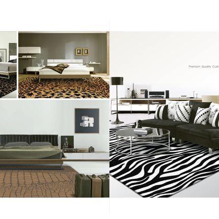Design - Beautiful animal patterns designs - CARPET MAKER THAILAND