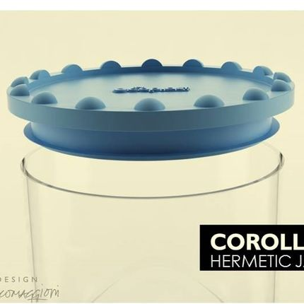 Petit électroménager - COROLLA HERMETIC JARS - POS PICCOLI OGGETTI SPECIALI - POS DESIGN
