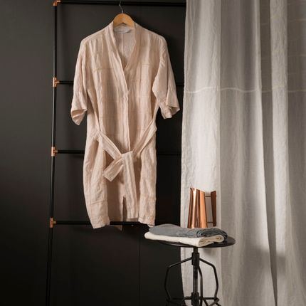Bath linens - Household linen for bathroom (linen and terry products) - LA FABBRICA DEL LINO