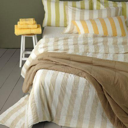 Bed linens - TRITONE - CAMILLA TEXTILES