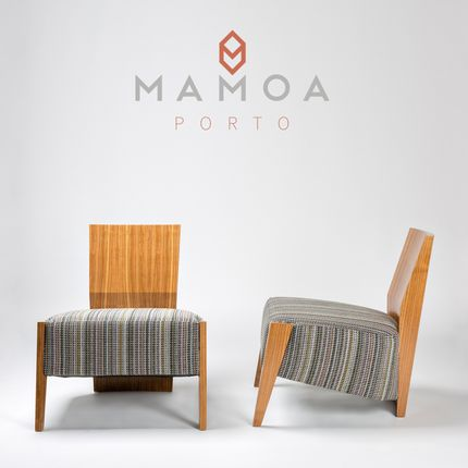 Lounge chairs - Mamoa_Sheer - MAMOA