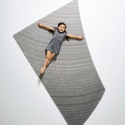 Design - 「水面」minamo / rug - KATSUKI CONNECTION