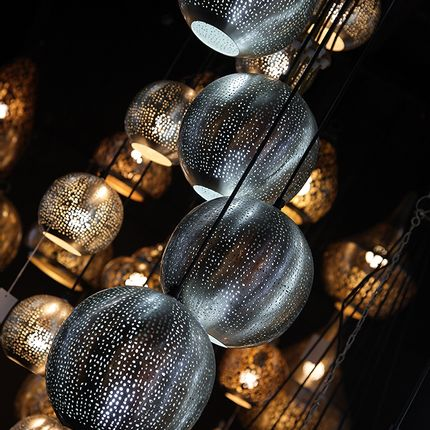 Wall lamps - CHRISTMAS  - EXPORT PROMOTION COUNCIL FOR HANDICRAFTS