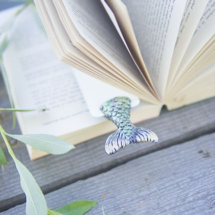 Stationery store - Mermaid tail bookmark - MYBOOKMARK