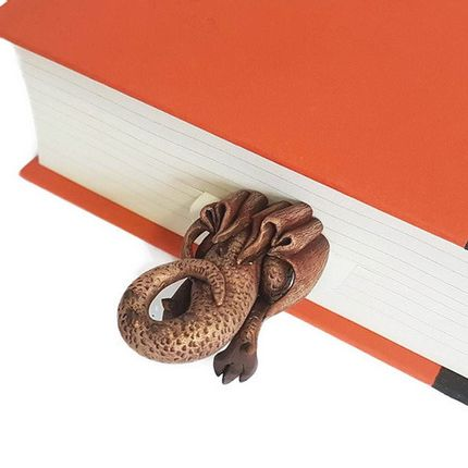 Stationery store - Dragon bookmark - MYBOOKMARK