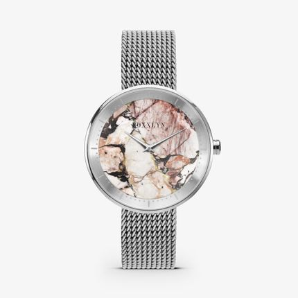 Watchmaking - The Stone Watch Le Quatre Saisons - ROXXLYN