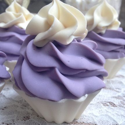 Soaps - Cupcake citron - SO SWEETY
