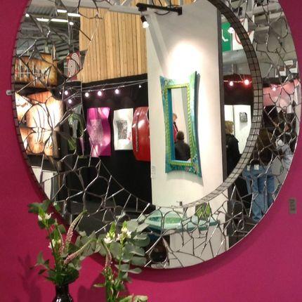 Personalizable objects - Mosaiques - BLEU CITRON MOSAIQUES