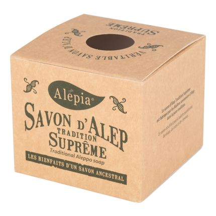 Soaps - SUPREME TRADITION ALEPPO SOAP - ALEPIA